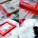 Step 1: Spray Paint