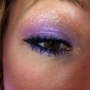 Purple Spring Look