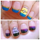 Despicable me inspired design