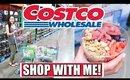 COSTCO SHOP WITH ME #5 + NEW COSTCO ACAI BOWLS!