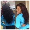 Peruvian Body Wave at it's natural state :]