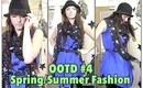 OOTD #4 | Spring/Summer Fashion
