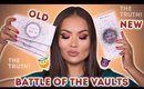 MORPHE x JACLYN HILL VAULT - NEW vs OLD - LOOK & REVIEW | Maryam
