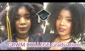 GRWM Graduation Makeup || Zaji-Kali