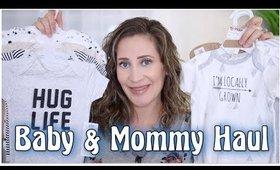 Baby & Pregnancy Haul