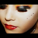 Helena - Hunger Games Inspired Make-Up