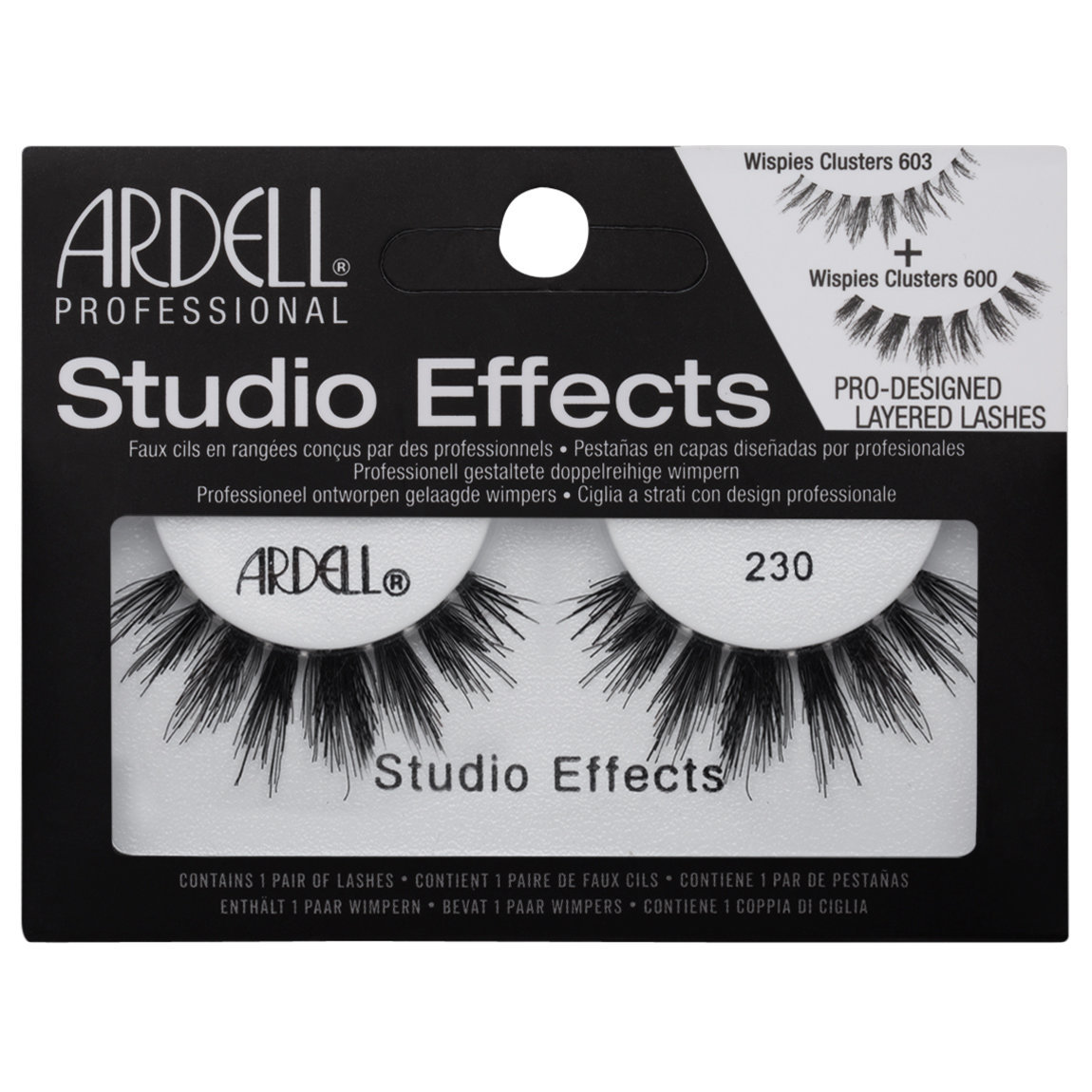 9523f64ca03 Ardell Studio Effects Lashes 230 | Beautylish
