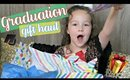 WHAT I GOT FOR GRADUATION | Grad Gifts Haul with Marin