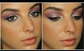 Orchid Sparkle Makeup Tutorial ♥