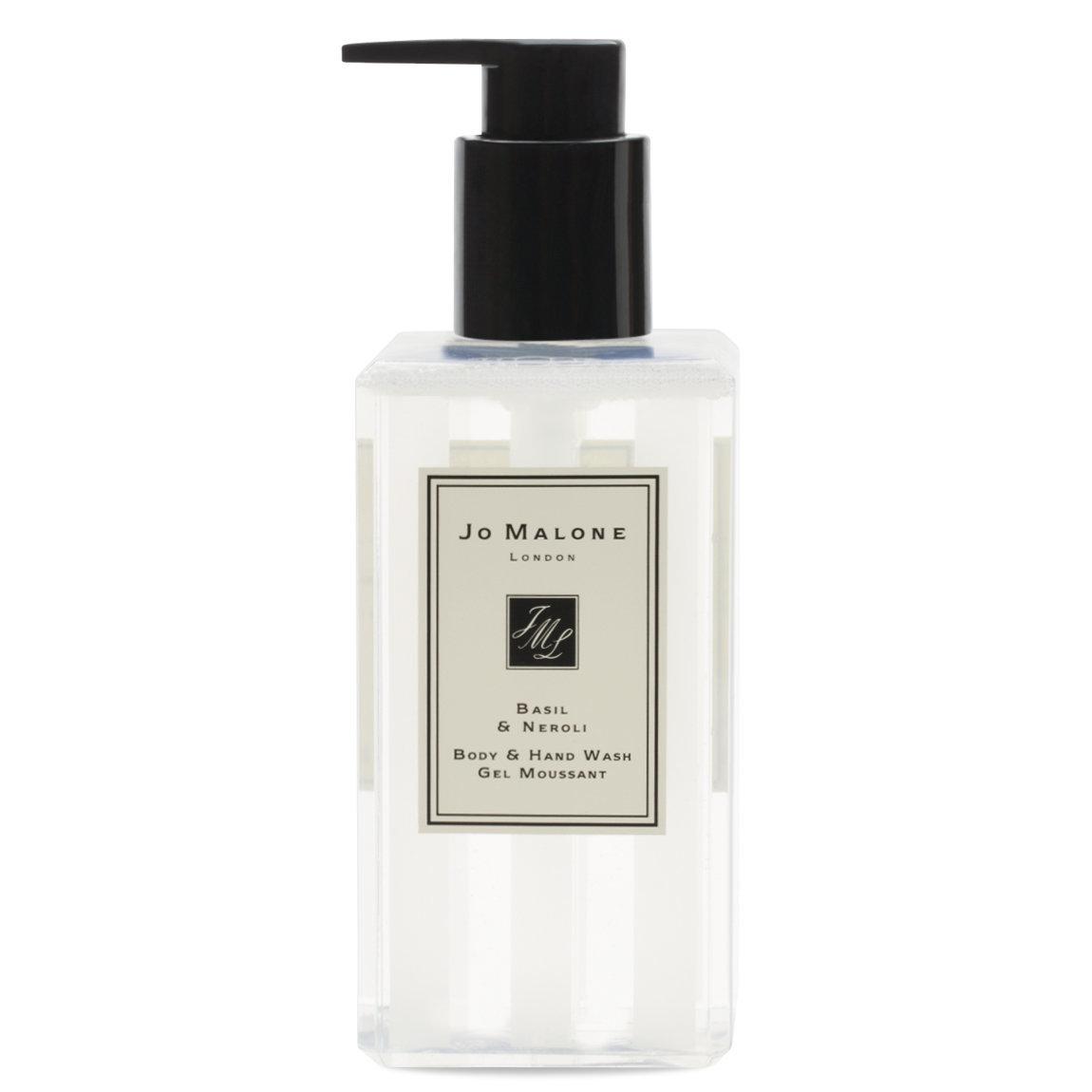 Jo Malone London Basil & Neroli Body & Hand Wash product swatch.