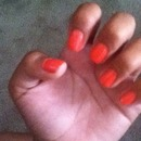 New nail color