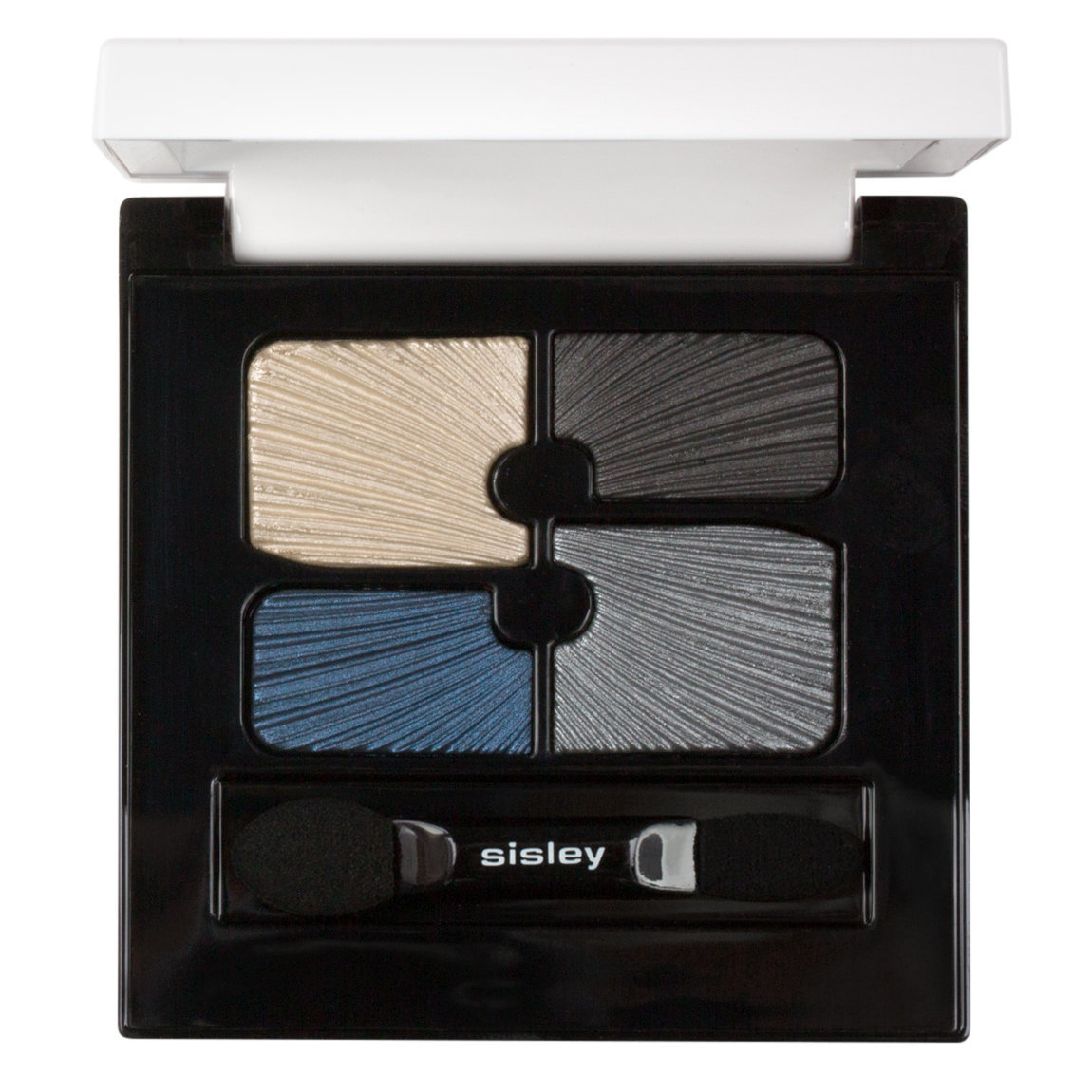 Sisley-Paris Phyto 4 Ombres Eyeshadow Palette Mystery alternative view 1 - product swatch.