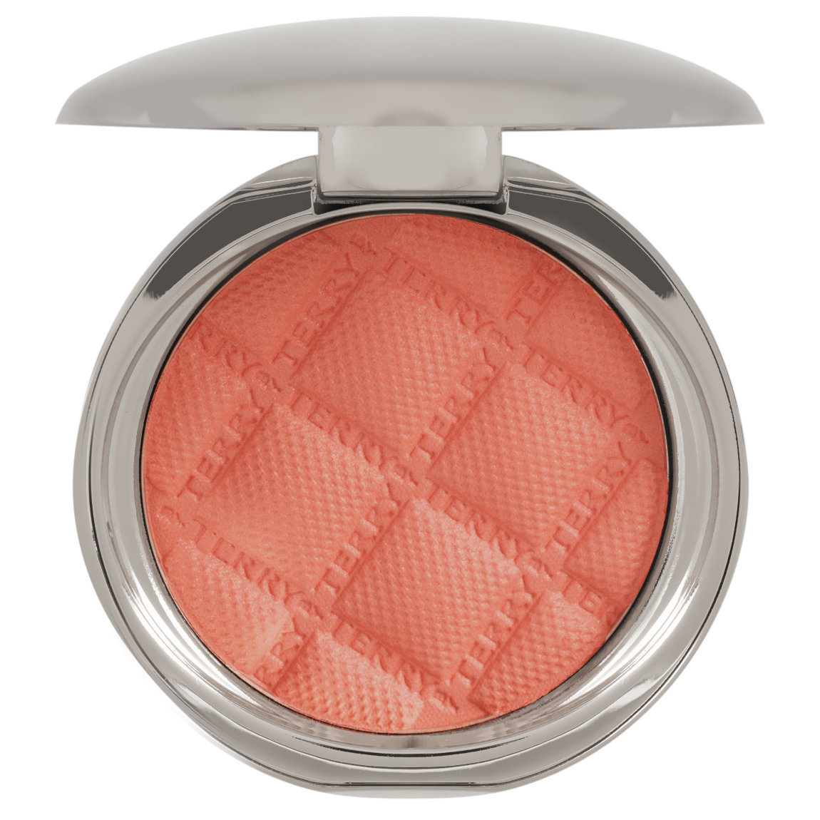 BY TERRY Terrybly Densiliss Blush 1 Platonic Blonde product smear.