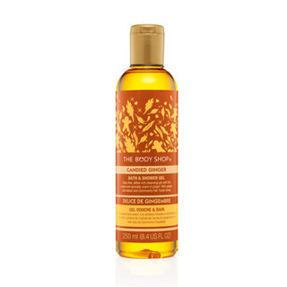 The Body Shop Candied Ginger Shower Gel