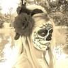 sugar skull by Stacey Twist