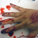 Blood scene
