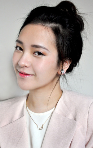 Just a simple, sweet look that emphasizes on natural beauty =)