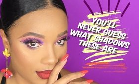 "#LAGirl ""Vacay Everyday ""Palette | Purple Halo Cut Crease | leiydbeauty"
