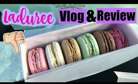 LADUREE Vlog and Review (Laduree Miami Beach)