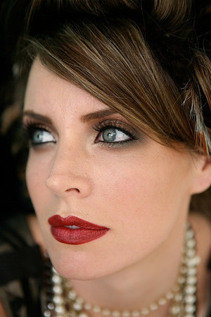Beauty Editorial Shoot