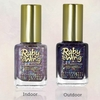 Ruby Wing Color Changing Nail Polish Desert Valley