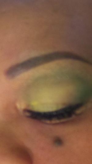 Orisha eyes .. majuba Oshun