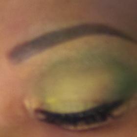 eyeshadow for Thee Orisas