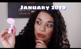 January 2019 Favorites