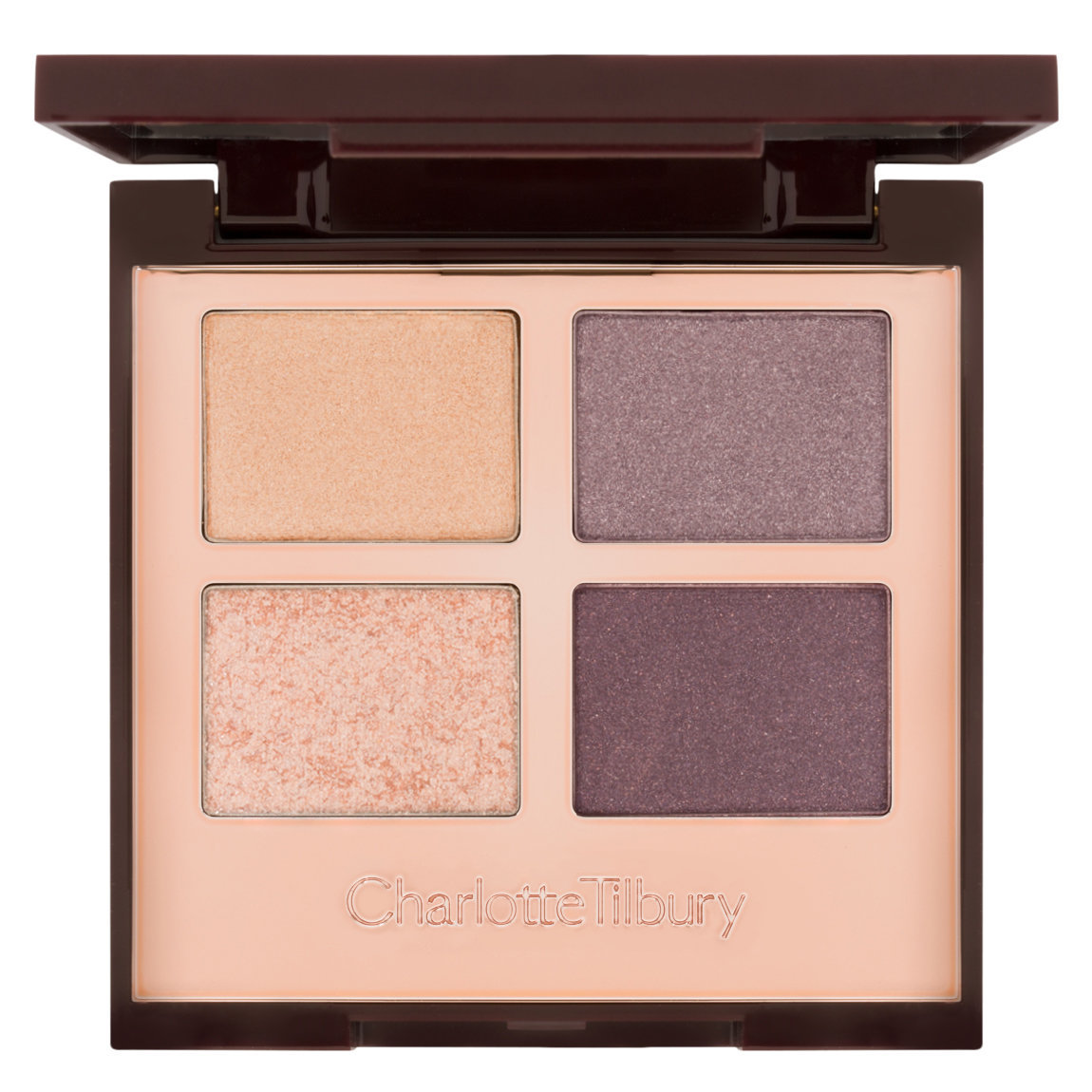 Charlotte Tilbury Luxury Palette The Uptown Girl product swatch.