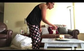 Clean With Me After Christmas + Being Sick | Deep Clean House | Cleaning Motivation