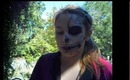 "Lady Gaga ""You and I"" Skeleton *Halloweeen Tutorial*"