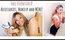 Fall Essentials | BeautyByGenecia