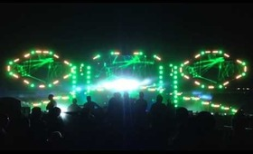 Mat Zo dropping The Seconds by Porter Robinson at Escape From Wonderland 2013