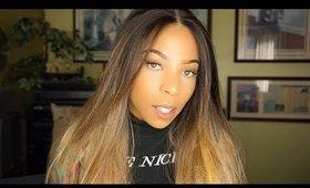 It's A Wig Vixen X 4 Part Lace Front Wig Installation & Review | Ebonyline.com