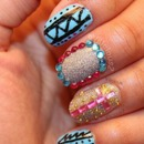 My Easter 2014 Mani
