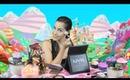 Fun Spring Wearable + Cupcake Fantasy Makeup
