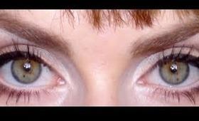 Make your eyes look BIGGER ^_^