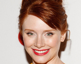 "Bryce Dallas Howard Hair, ""Restless"" Screening 2011"