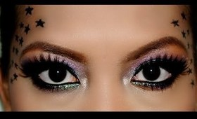 Kat Von D Inspired Make-up