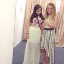 I love maxi skirts!