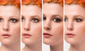 See How Altering the Shape of Your Brows Can Change Your Whole Face
