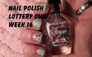 Nail polish lottery club week 16