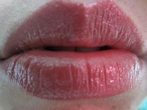 Revlon Just Bitten Kissable Balm Satin,Honey Douce 001 read my review  http://www.srinjla.com/2013/08/lipstick-challenge-day11.html#.Ul2EGBaXulJ
