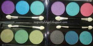 L.A. Colors 3 Color Eyeshadows http://msprettyfulgirl.blogspot.com/2011/10/swatches-la-colors-3-color-eyeshadows.html