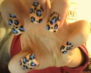 I want those nails again!