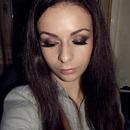 Brown Smokey Eyes :X