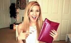 ipsy bag December 2012!