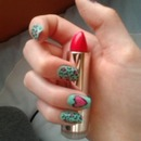 new lip colour!
