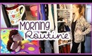 MY MORNING ROUTINE || New Mom Edition!