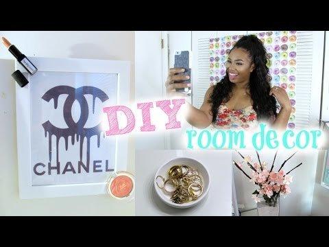 5 Diy Room Decor Ideas Selfie Back Drop Tumblr Inspired S Cute Cheap Affordable Genecia Video Beautylish